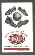 Buvard. HUNGARIA Pour Tous Les Sports HUNGARIA Chaussures Ballons - Sports