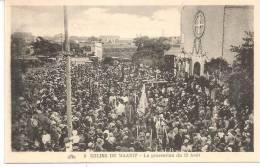 Maroc : église  Du  Maarif :  La  Procession  Du  15  Aout (  Casablanca ?) - Otros
