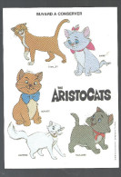 Buvard THE ARISTOCATS Walt Dysney Productions - Cinéma & Theatre