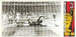 FIGURINA PANINI MILAN COPPA CAMPIONI 1993/94 - Sport