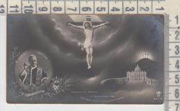 Santini Santino Ricordo Prima Messa Don Scaccia 1933 Pius XI Pont Max  Anno Santo - Images Religieuses