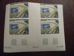 TP Cameroun Coin Daté Non Dentelé Philexafrique Abidjan - Cameroun (1960-...)