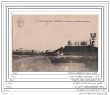 """DJIBOUTI  """"Le Palais Du Gourverneur """" - Gibuti"""