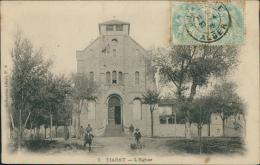ALGERIE  TIARET / L'Eglise / - Tiaret