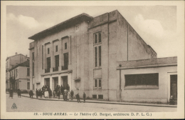 ALGERIE  SOUK AHRAS / Le Théâtre / - Souk Ahras