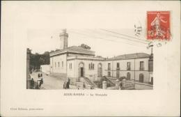 ALGERIE  SOUK AHRAS / La Mosquée / - Souk Ahras