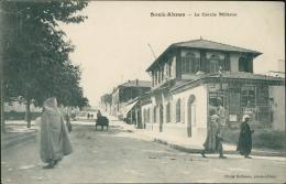 ALGERIE  SOUK AHRAS / Le Cercle Militaire / - Souk Ahras