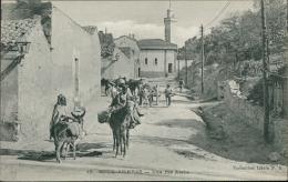ALGERIE  SOUK AHRAS / Une Rue Arabe / - Souk Ahras