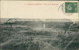ALGERIE  TEBESSA / Pont De La Medjerdah / - Tébessa