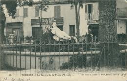 ALGERIE  TEBESSA / Le Bassin De La Place D'Armes / - Tébessa