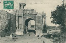 ALGERIE  TEBESSA / Porte Caracalla / - Tébessa