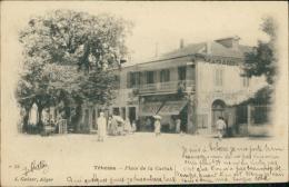 ALGERIE  TEBESSA / Place De La Casbah / - Tébessa