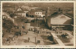 ALGERIE  TEBESSA / Place Du Marché / - Tébessa