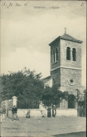 ALGERIE  TEBESSA / L'Eglise / - Tébessa