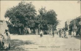ALGERIE  TEBESSA / Le Cours Carnot / - Tébessa