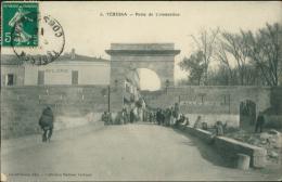 ALGERIE  TEBESSA / Porte De Constantine / - Tébessa