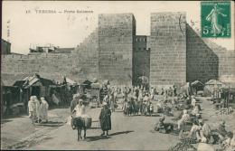 ALGERIE  TEBESSA / Porte Salomon / - Tébessa