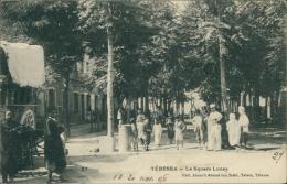 ALGERIE  TEBESSA / Le Square Lucas / - Tébessa