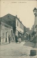 ALGERIE  TEBESSA / La Rue Salomon / - Tébessa