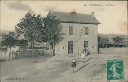 ALGERIE  TEBESSA / La Gare / - Tébessa