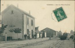 ALGERIE  TEBESSA / Gare De Bône-Guelma / - Tébessa