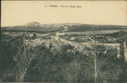 ALGERIE  TIARET / Vue Du Village Nègre / - Tiaret