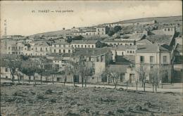ALGERIE  TIARET / Vue Partielle / - Tiaret