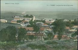 ALGERIE  TIARET / Le Quartier De La Remonte / BELLE CARTE COULEUR - Tiaret