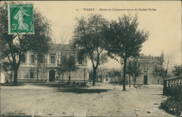 ALGERIE  TIARET / Mairie Et Commune Mixte De Djebel-Nador / - Tiaret