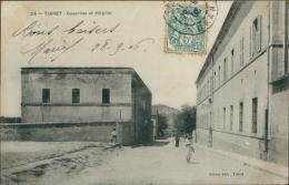 ALGERIE  TIARET / Casernes Et Hôpital / - Tiaret