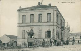 ALGERIE  TIARET / La Mairie / - Tiaret