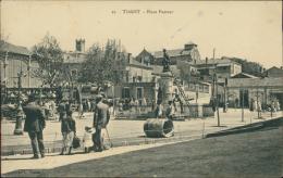 ALGERIE  TIARET / Place Pasteur / - Tiaret