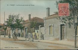 ALGERIE  TIARET / La Commune Mixte De Tiaret / CARTE COULEUR - Tiaret