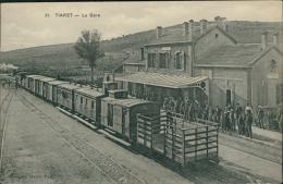 ALGERIE  TIARET / La Gare / - Tiaret