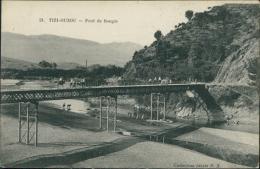 ALGERIE  TIZI OUZOU / Pont De Bougie / - Tizi Ouzou
