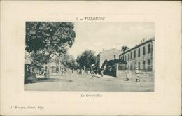ALGERIE  TIZI OUZOU / La Grande Rue / - Tizi Ouzou