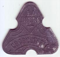JETON - LA BIERE - Charcuterie - - France