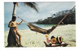 PANAMA  /  ISLA  CONTADORA  ( Touristes Américains, Palmier, Plage, Hamac, Top-model, Noix De Coco, Melon ) - Panama