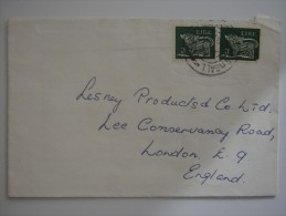 Ireland Eire 1971 Commercial Cover To UK - Covers & Documents