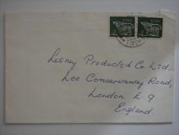 Ireland Eire 1971 Commercial Cover To UK - 1949-... Republic Of Ireland