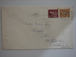 Ireland Eire 1970 Commercial Cover To UK #2 - Covers & Documents