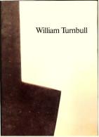 Ausstellungs-Heft Von William Turnbull - Bildhauer Und Maler -  1992 Düsseldorf - Skulpturen