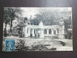 VALENCIENNES - 59 - Le Jardin Et Monument Froissart. - 597 - - Valenciennes