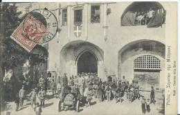 GRECE - RHODES - RODI - Caserma Della Berca - Poste Italiane ( Non Voyagée) - Grèce