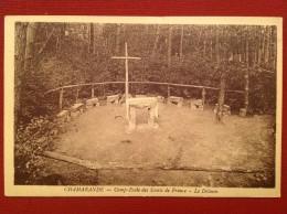 91 CHAMARANDE  Camp Ecole Des Scouts De France - Religion Scoutisme - Francia