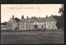 CPA Blaison, La Boutonnière, Vue D'ensemble - France