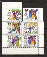 DDR  1450 - 1455 ** Postfrisch - Ungebraucht