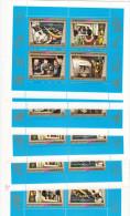 Yemen Kingdom,Wholesale LOT 1969 Monn Landoing Sheetler PERFO. Of 10 Sets Compl, MNH-Reduced Pr-SKRILL ONLY - Yemen