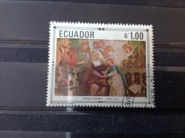 Ecuador - Religieuze Kunst (1) 1968 - Ecuador