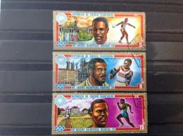 Equatoriaal Guinea - Serie Olympische Medaillewinnaars 1972 - Equatoriaal Guinea